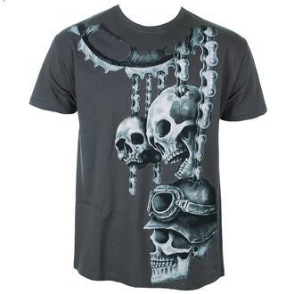 Majica muška - Motor Skulls - ALISTAR, ALISTAR