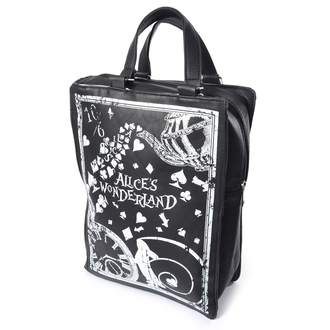 Ručna torba POIZEN INDUSTRIES - ALICE - BLACK, POIZEN INDUSTRIES