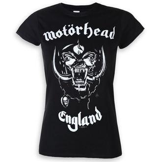 Ženska metal majica Motörhead - England - ROCK OFF, ROCK OFF, Motörhead