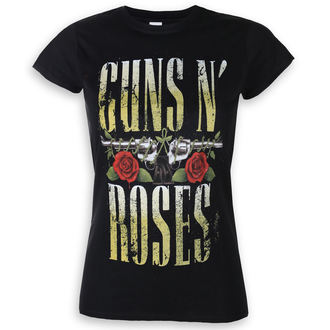 Ženska metal majica Guns N' Roses - Big Guns - ROCK OFF, ROCK OFF, Guns N' Roses