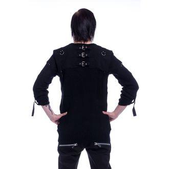 Muški džemper Vixxsin - AMMO - CRNI, VIXXSIN