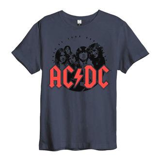 Muška metal majica AC-DC - AMPLIFIED - AMPLIFIED, AMPLIFIED, AC-DC
