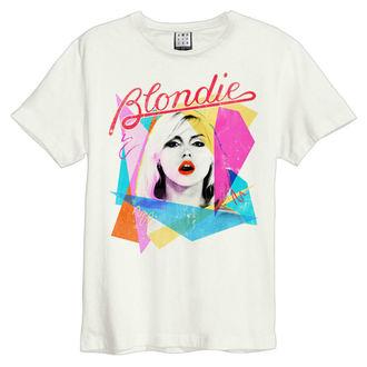 Muška metal majica BLONDIE - AHOY 80`S - VINTAGE BIJELA - AMPLIFIED, AMPLIFIED, Blondie