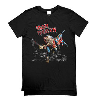 Unisex metal majica Iron Maiden - AMPLIFIED - AMPLIFIED