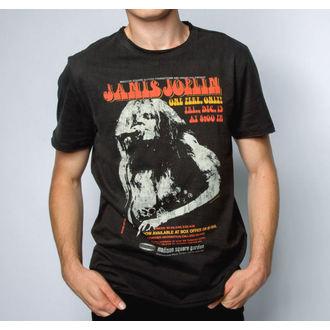 Muška metal majica JANIS JOPLIN - MADISON SQUARE GARDENS - AMPLIFIED, AMPLIFIED, Janis Joplin