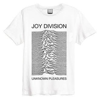 Muška metal majica Joy Division - Unknown Pleasures - AMPLIFIED, AMPLIFIED, Joy Division