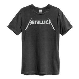 Muška metal majica Metallica - LOGO - AMPLIFIED, AMPLIFIED, Metallica