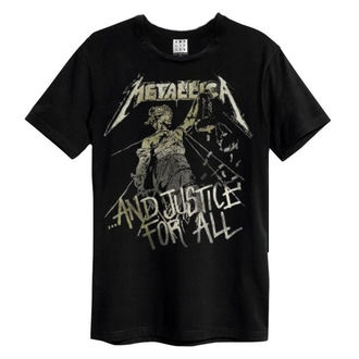 Muška metal majica Metallica - And Justice For All - AMPLIFIED, AMPLIFIED, Metallica