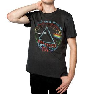 Muška metal majica PINK FLOYD - 1972 TOUR - AMPLIFIED, AMPLIFIED, Pink Floyd