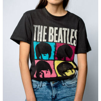 Muška metal majica THE  BEATLES - HARD DAYS NIGHT - UGLJEN - AMPLIFIED, AMPLIFIED, Beatles