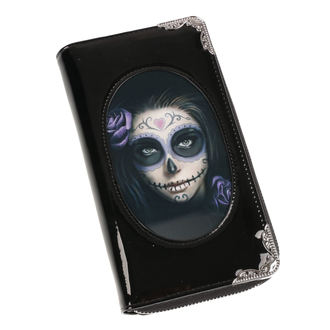 Novčanik ANNE STOKES - Day Of The Dead - Black, ANNE STOKES