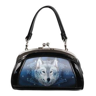 Torba ANNE STOKES - Wolf Spirit - Black, ANNE STOKES
