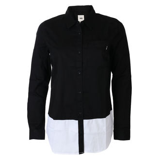 Ženska košulja VANS - SKATE STACK - Black, VANS