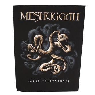 Zakrpa veliki MESHUGGAH - CATCH 33 - RAZAMATAZ, RAZAMATAZ, Meshuggah
