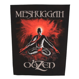 Zakrpa veliki MESHUGGAH - OBZEN - RAZAMATAZ, RAZAMATAZ, Meshuggah