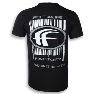Muška metal majica Fear Factory - MACHINES OF HATE - PLASTIC HEAD, PLASTIC HEAD, Fear Factory