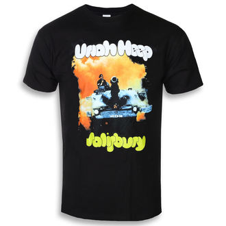 Muška metal majica Uriah Heep - SALISBURY - PLASTIC HEAD, PLASTIC HEAD, Uriah Heep