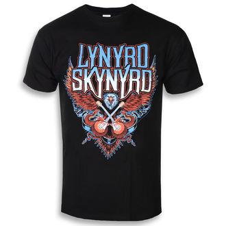 Majica metal muška Lynyrd Skynyrd Crossed Guitars PLASTIC HEAD RTLS0126, PLASTIC HEAD, Lynyrd Skynyrd