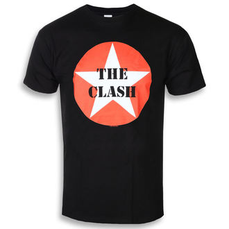 Muška metal majica Clash - STAR BADGE - PLASTIC HEAD, PLASTIC HEAD, Clash