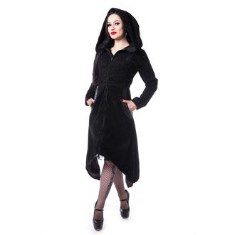 Ženski kaput CHEMICAL BLACK - ATRIX - CRNI, CHEMICAL BLACK