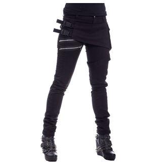 Ženske hlače Chemical Black - AYRA - BLACK, CHEMICAL BLACK