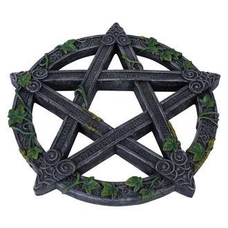 Zidni ukras Wiccan Pentagram zidna plaketa, NNM