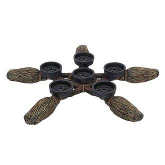 Svijećnjak (Ukras) Broomstick Pentagram, NNM
