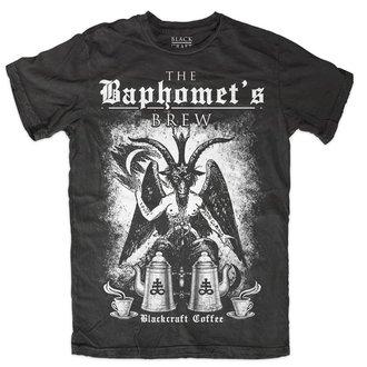 Muška majica - Baphomet Brew - BLACK CRAFT, BLACK CRAFT