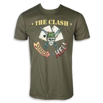 Muška metal majica Clash - STRAIGHT ACES - PLASTIC HEAD, PLASTIC HEAD, Clash