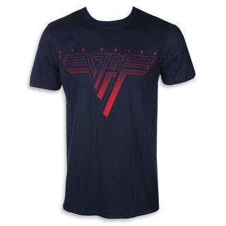 Muška metal majica Van Halen - CLASSIC RED LOGO - PLASTIC HEAD, PLASTIC HEAD, Van Halen