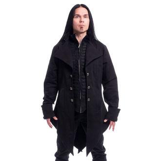 Muški kaput POIZEN INDUSTRIES - BARNES - BLACK, POIZEN INDUSTRIES