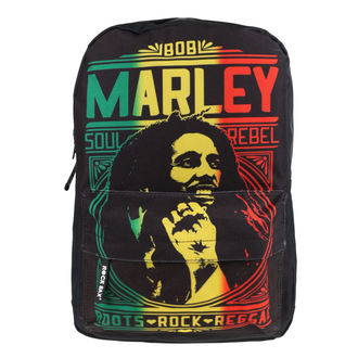 Ruksak BOB MARLEY - ROOTS ROCK REGGAE - CLASSIC, Bob Marley