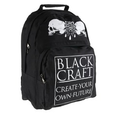 Ruksak BLACK CRAFT - Create Your Own Future, BLACK CRAFT