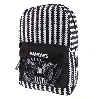 Ruksak RAMONES - LETS GO CREST - CLASSIC, Ramones