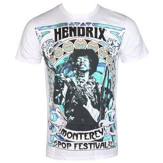 Muška metal majica Jimi Hendrix - MONTEREY '67 - BRAVADO, BRAVADO, Jimi Hendrix