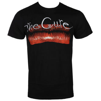 Muška metal majica Cure - KISS ME LIP BLK - BRAVADO, BRAVADO, Cure