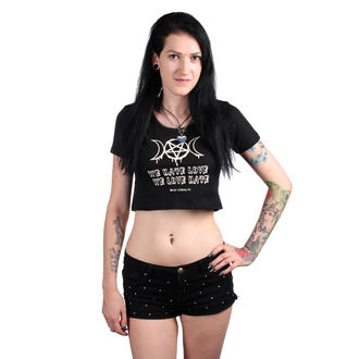 Ženska majica - Irrensposible hate - BELIAL, BELIAL