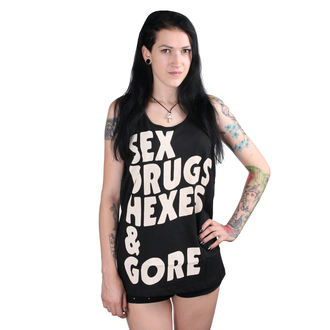 Unisex majica BELIAL - Sex,drugs,hexes,& gore, BELIAL