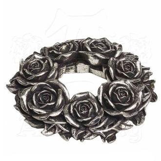 Svijećnjak (Ukras) ALCHEMY GOTHIC - Black Rose, ALCHEMY GOTHIC
