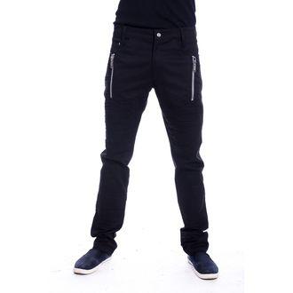 Muške hlače Vixxsin - BLAINE - CRNE, VIXXSIN