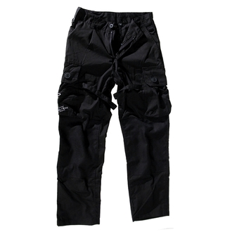 hlače muške ČIZME & BRACES - Šarka Noćna mora - Crno - 300616, BOOTS & BRACES