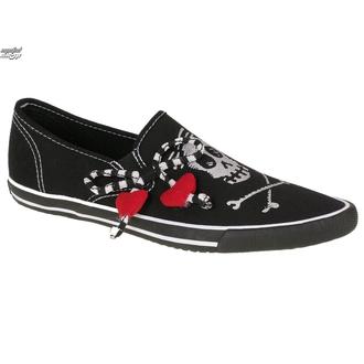 Cipele ženske DRAVEN - Malo Djevojka Skully - MCDR 039, DRAVEN