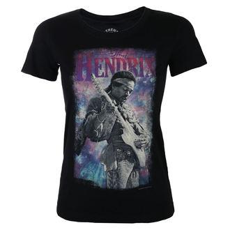 Ženska majica Jimi Hendrix - AUTHENTIC BURST - BLK - BRAVADO, BRAVADO, Jimi Hendrix