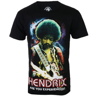 Majica metal muška Jimi Hendrix - AUTHENTIC EXPERIENCE - BRAVADO, BRAVADO, Jimi Hendrix