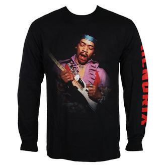 Muška metal majica Jimi Hendrix - AUTHENTIC WAIKIKI BLK - BRAVADO, BRAVADO, Jimi Hendrix