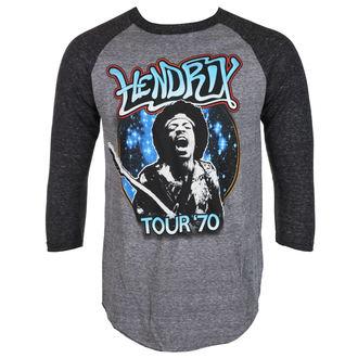 Muška metal majica Jimi Hendrix - AUTHENTC 70 TOUR - BRAVADO, BRAVADO, Jimi Hendrix
