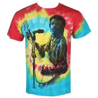 Muška metal majica Jimi Hendrix - RAINBOW SPIRAL - BRAVADO, BRAVADO, Jimi Hendrix