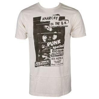 Muška metal majica Sex Pistols - 100 CLUB PUNK - BRAVADO, BRAVADO, Sex Pistols