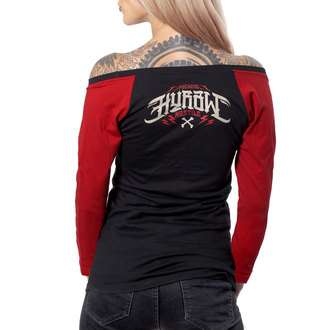 Ženska majica hardcore - BEHIND - HYRAW, HYRAW