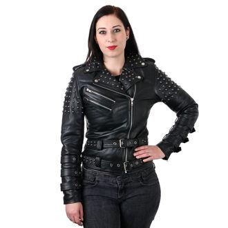 Ženska kožna jakna - Idun - DOCTOR FAUST, DOCTOR FAUST